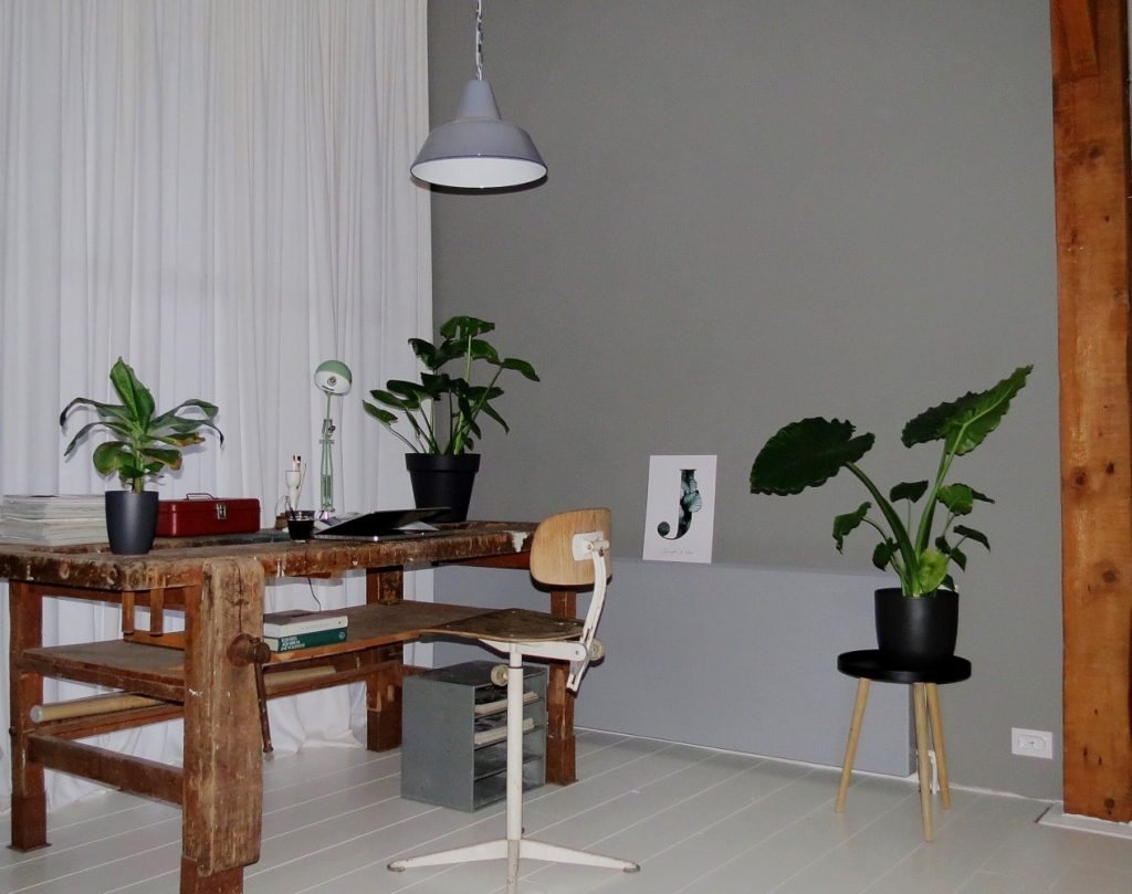 Design radiatorbekleding in de woonkamer!