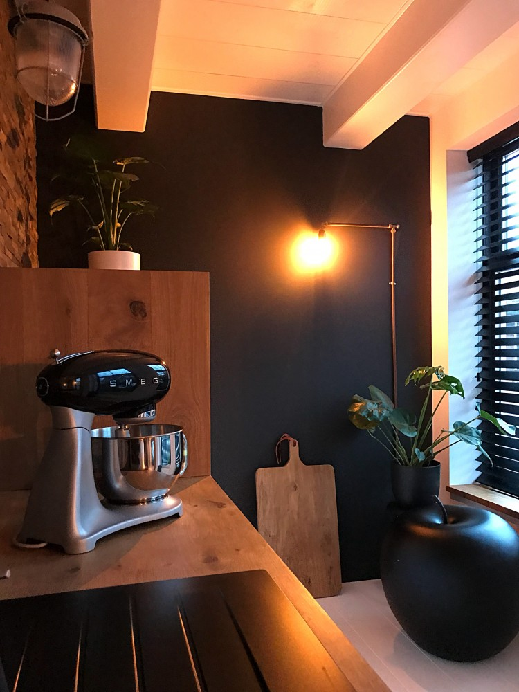 do it yourself industri le lampen maken van koperbuis jellina detmar interieur styling blog. Black Bedroom Furniture Sets. Home Design Ideas