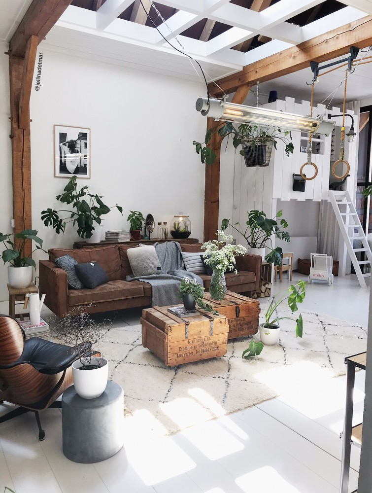 Jellina Detmar Interieur & Styling blog   In ons interieur geven de ...