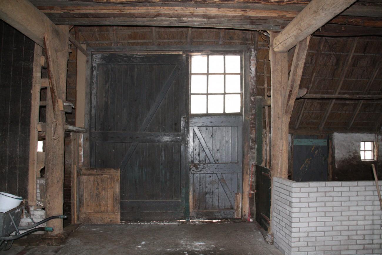 boerderij deur