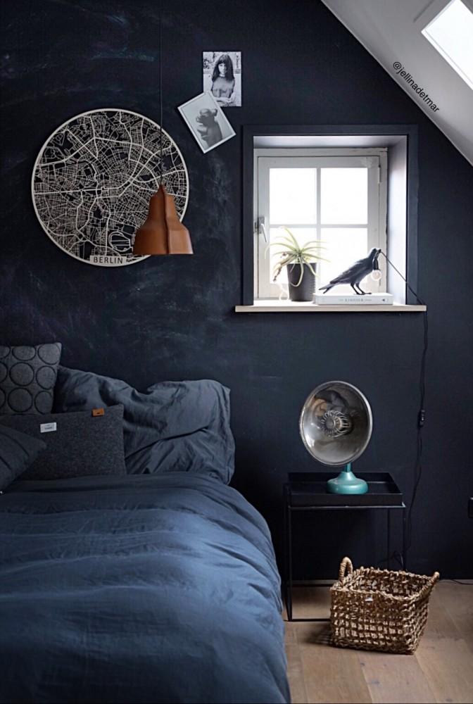 slaapkamer donker