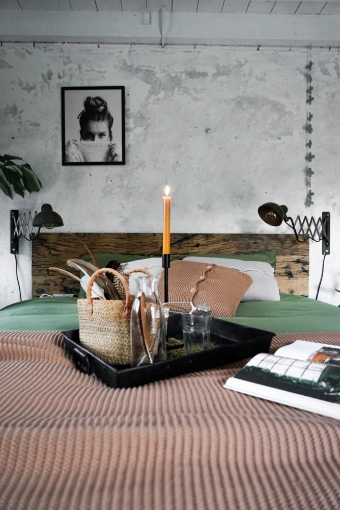 houtenhoofdbord