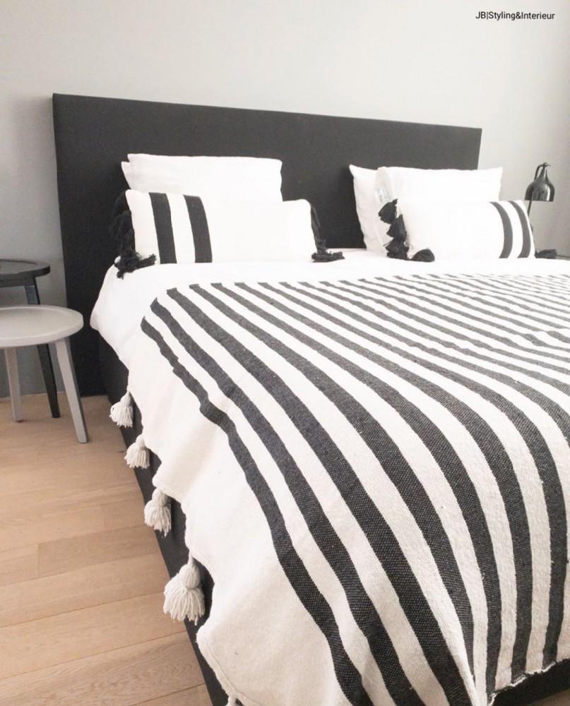 herenhuis interieur bed