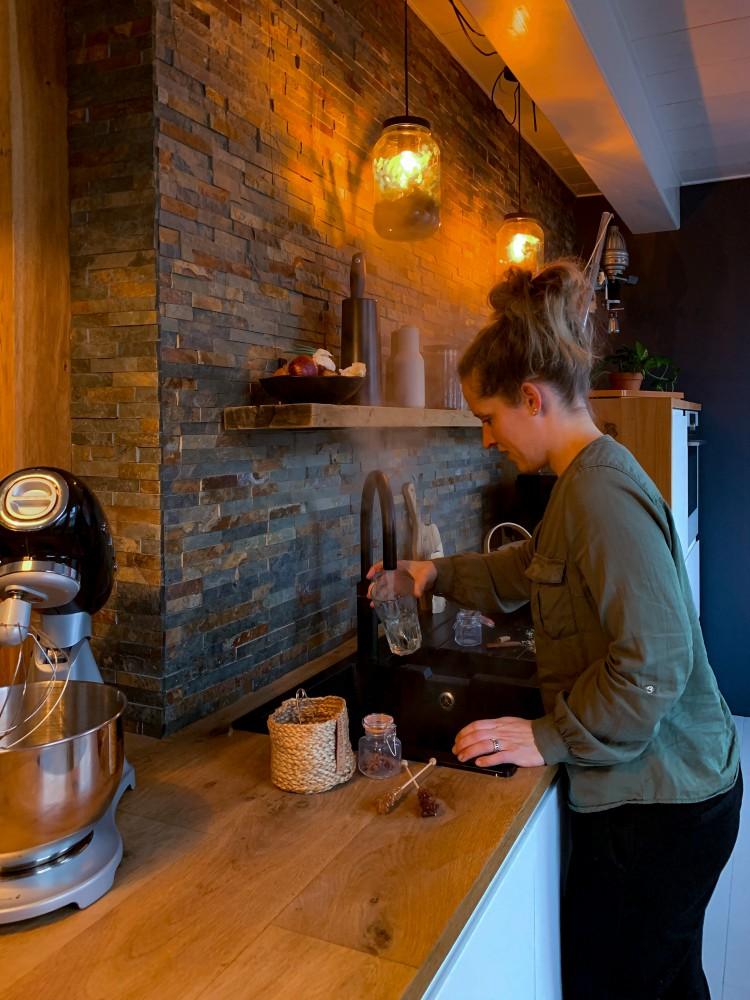 Thee zetten met de Quooker keukenkraan