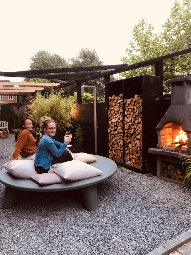 het ideale loungemeubel voor in de tuin
