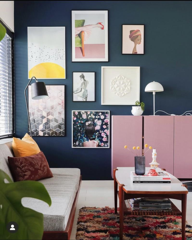 gallery wall inspiratie