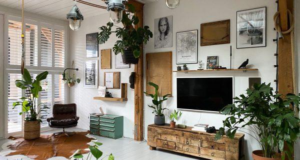 interieur inspiratie gallerywall