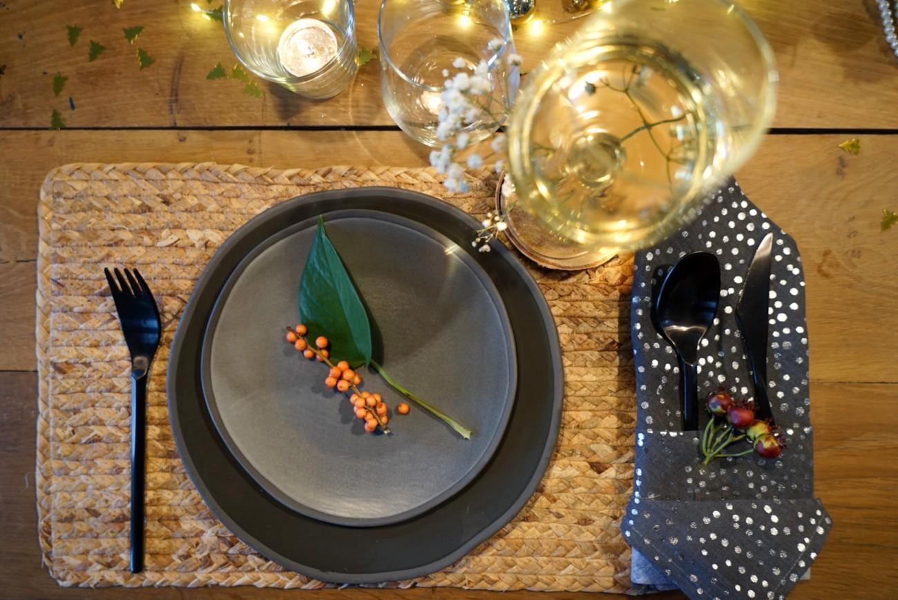 Inspiratie voor de kersttafel!