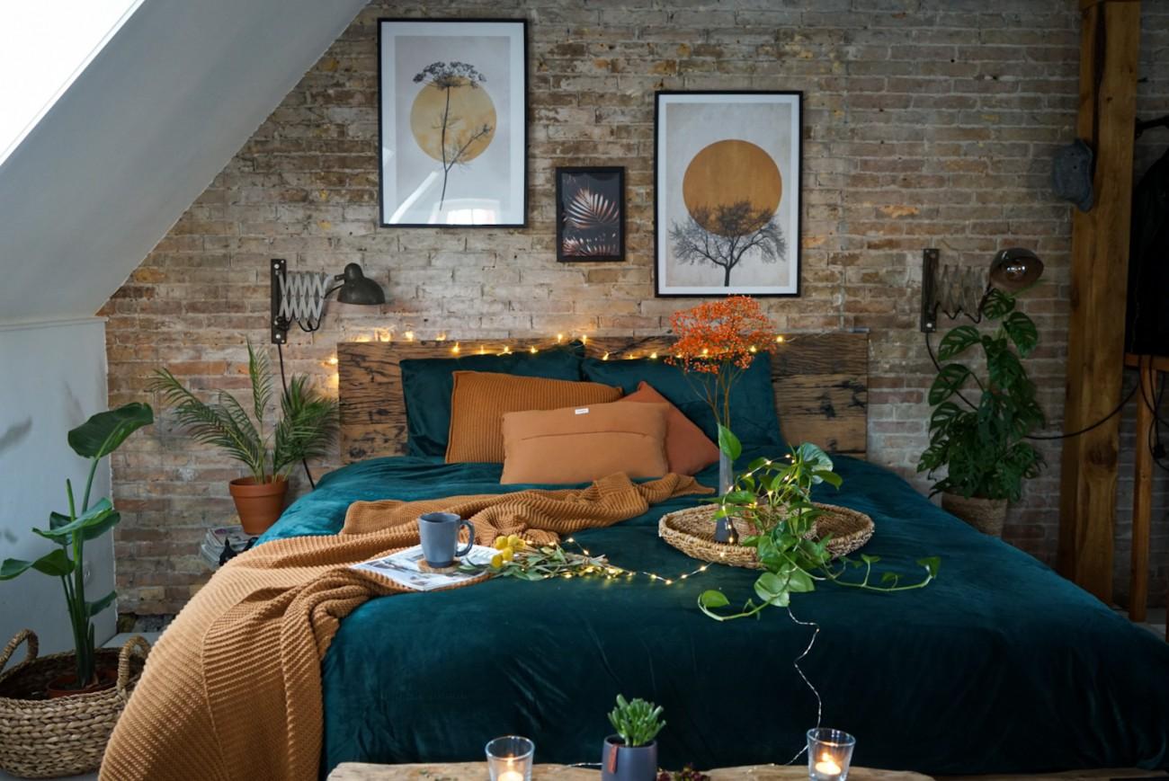 Mooie posters boven het bed blog
