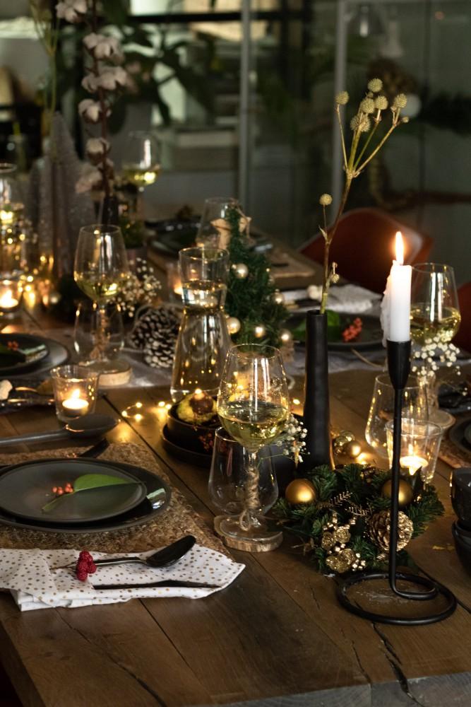 Styling voor de kerst