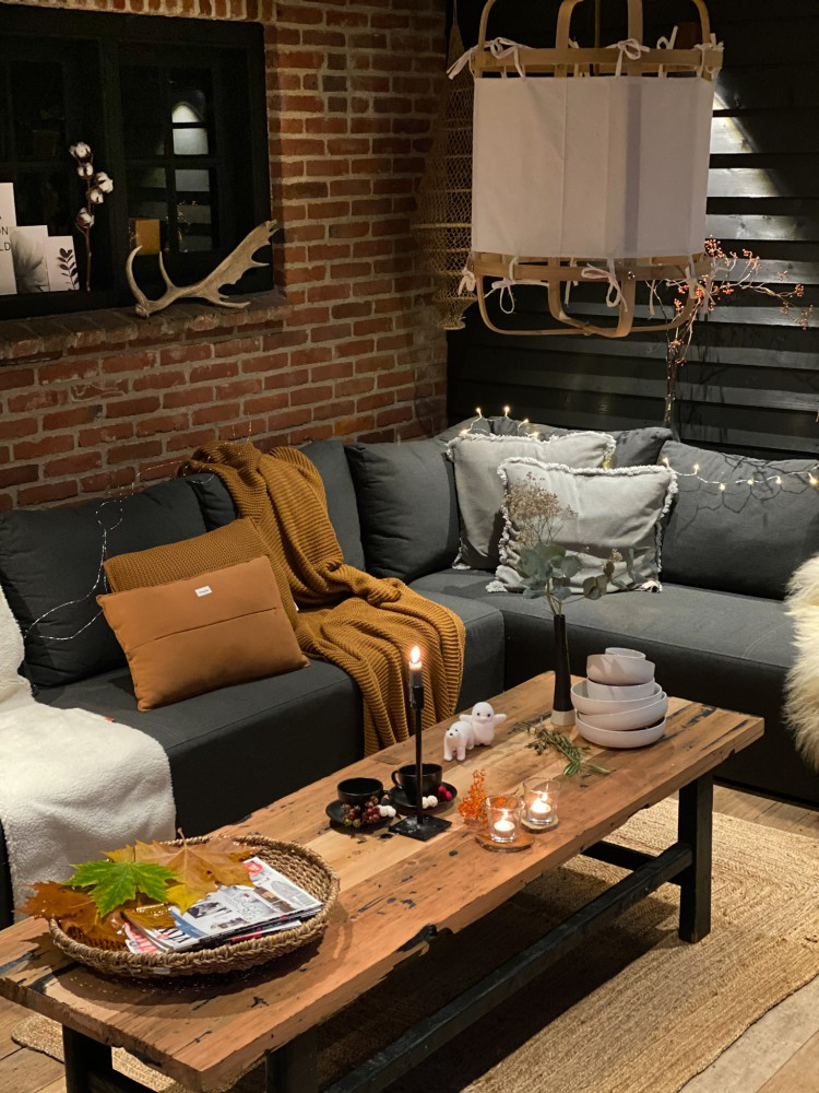 Winter styling in onze overkapping! blog.