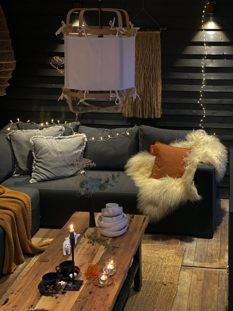 Winter styling in onze overkapping! blog