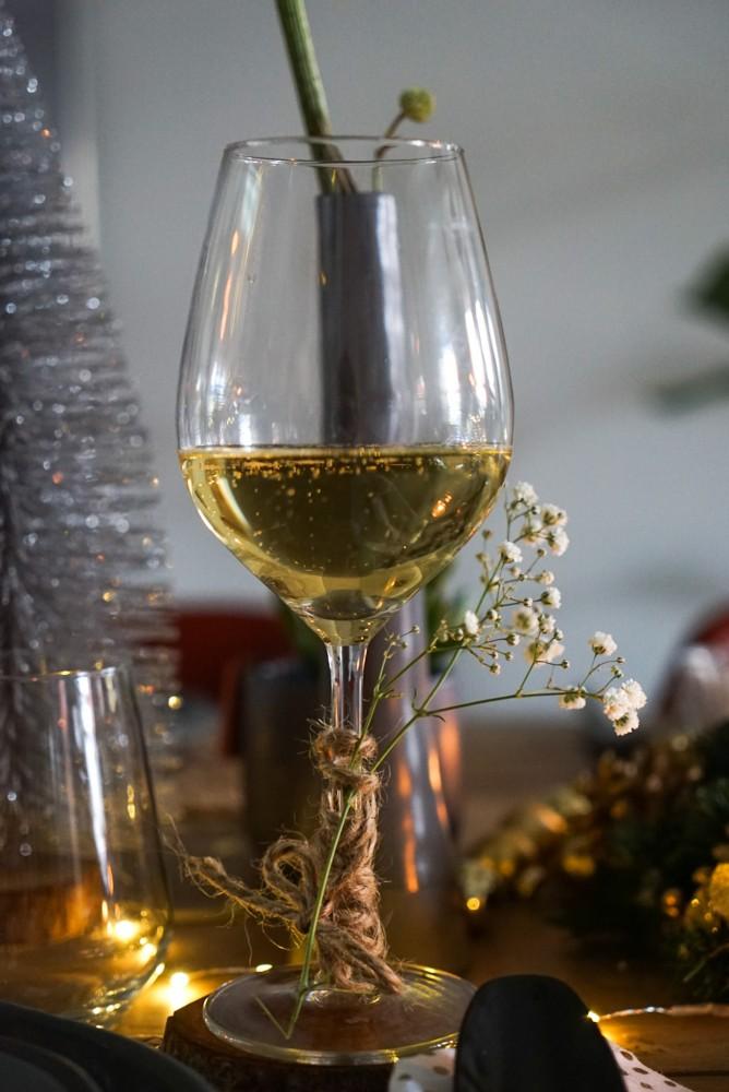 versier je wijnglas