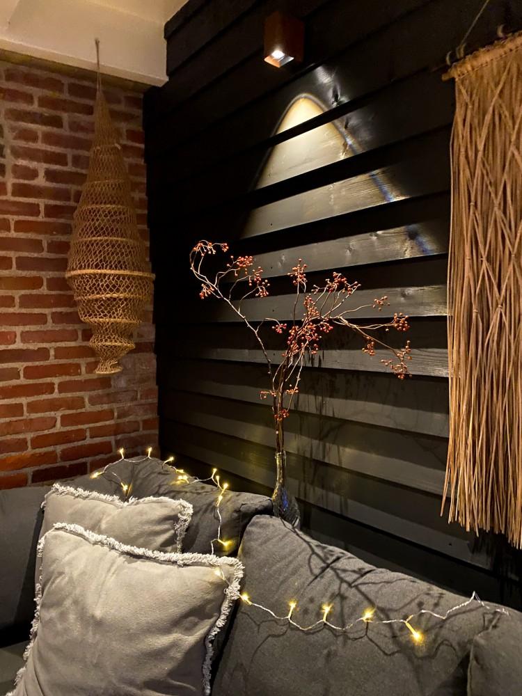 winters interieur