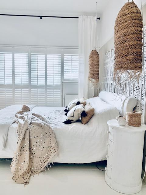 Wonen in een beachhouse! slaapkamer