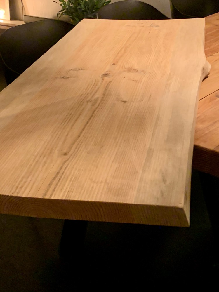 houten plank DIY een leuke thuiswerkplek