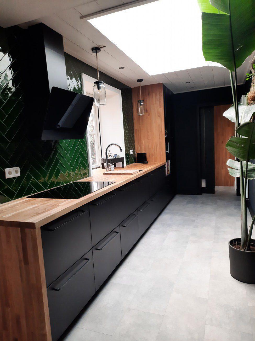 keuken verbouwing