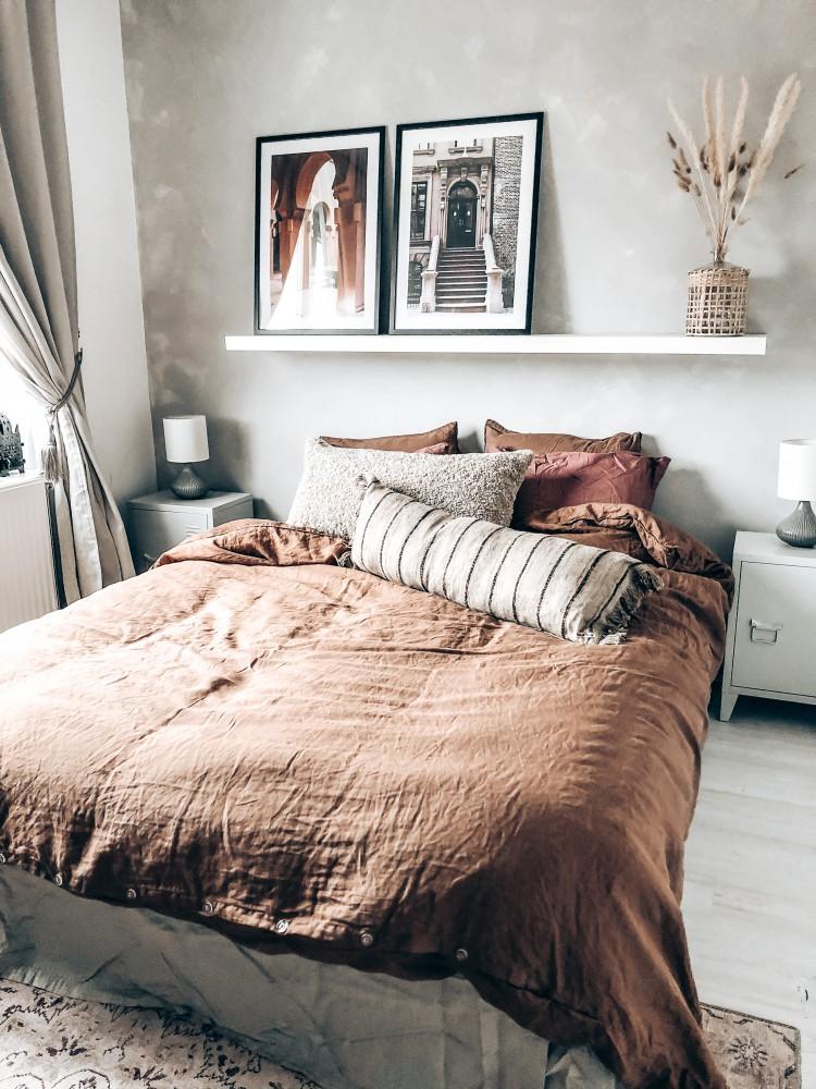 slaapkamer styling
