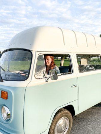 Volkswagen bus, een droom