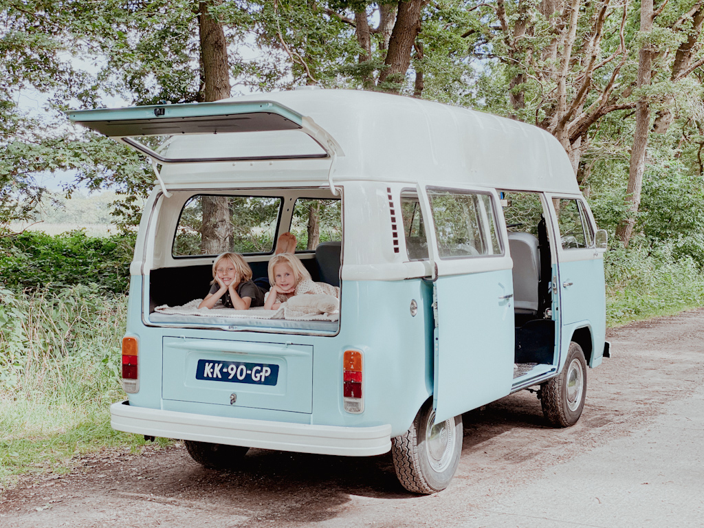 Volkswagen bus, een droom!